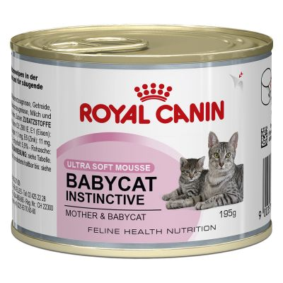 Royal Canin Babycat Instinctive Mousse