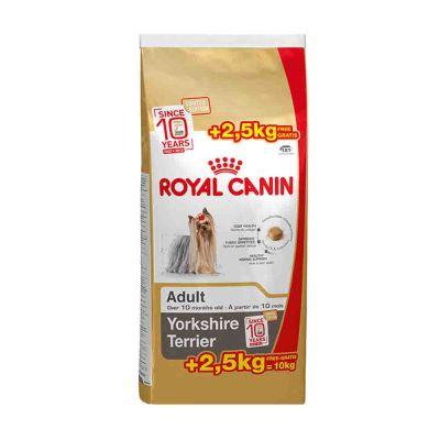 Royal Canin Breed 7,5 a 12 kg en oferta: hasta 2,5 kg ¡gratis!