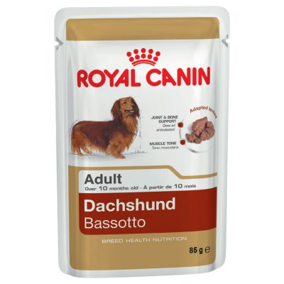 Royal Canin Breed Dachshund Adult Hondenvoer