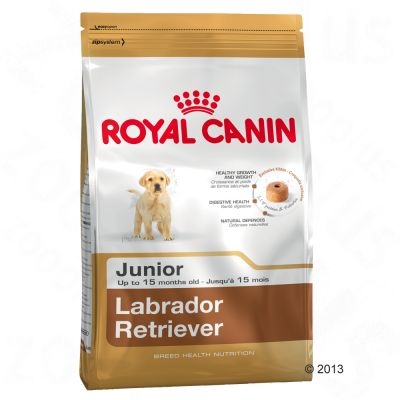 Royal Canin Breed Labrador Retriever Junior