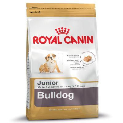 Royal Canin Bulldog Junior