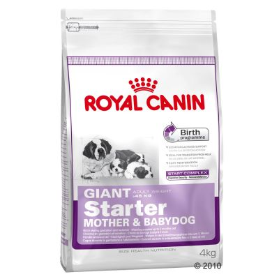 Royal Canin Giant Starter Mother & Babydog pour chiot