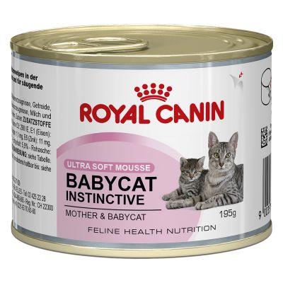 Royal Canin Kattenvoer - Babycat Instinctive Mousse