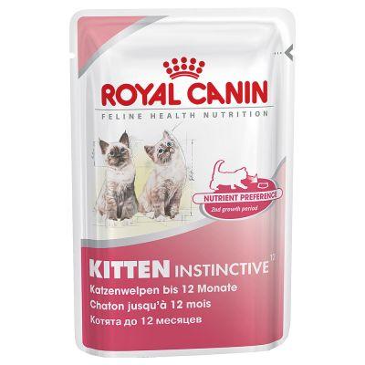 Royal Canin Kitten Instinctive in Salsa