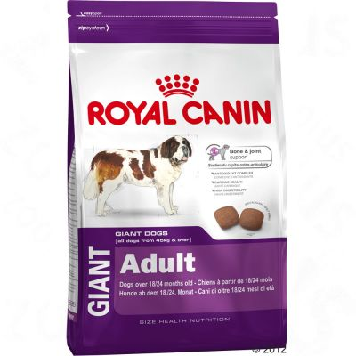 Royal Canin Size + Fleecedecke Pawty gratis!