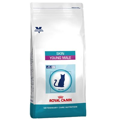 Royal Canin Skin Young Male Vet Care