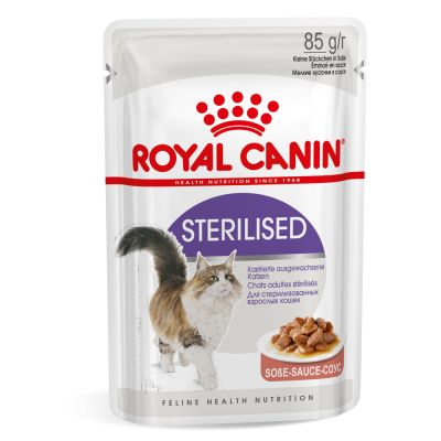 Royal Canin Sterilised in Salsa