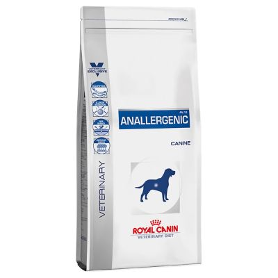 Royal Canin Veterinary Diet Anallergenic AN 18 pour chien