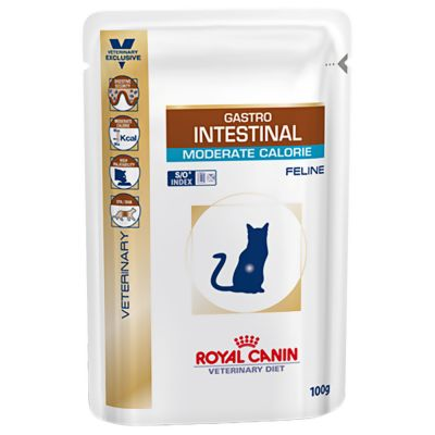Royal Canin Feline Veterinary Diet Intestinal Moderate Calorie