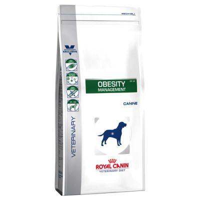 Royal Canin Veterinary Diet Obesity Management DP 34 pour chien