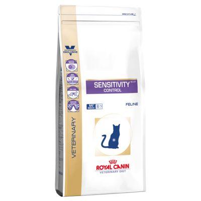 Royal Canin Veterinary Diet Sensitivity Control SC27 pour chat