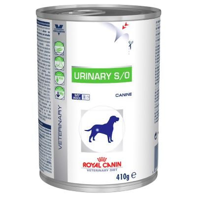 Royal Canin Veterinary Diet Urinary S/O pour chien
