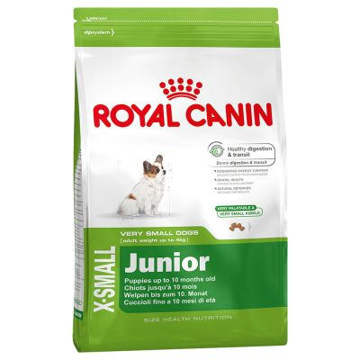 Royal Canin X-Small Junior pour chiot