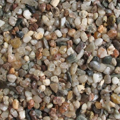 Sabbia naturale a granulometria media