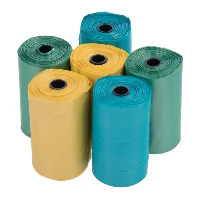 Sacchettini igienici colorati zoolove