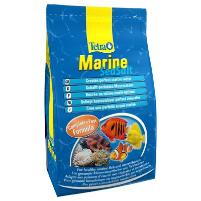 Sale marino Tetra Marine SeaSalt