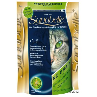 Sanabelle No Grain Kattenvoer