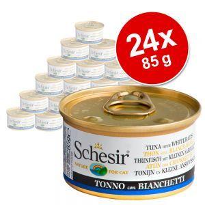 Schesir in Acqua di cottura 24 x 85 g