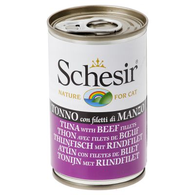 Schesir in Gelatina 24 x 140 g