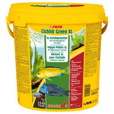 Sera Cichlid Green XL