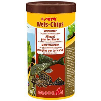 Sera Meerval-Chips Chipsvoer