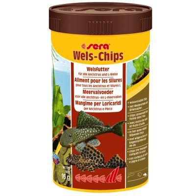 SERA Wels-Chips mangime in pastiglie