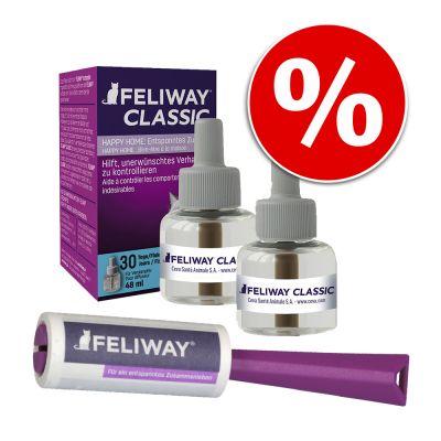 Set Feliway Classic + Spazzola