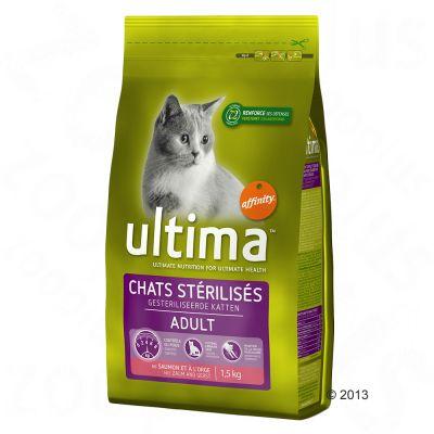 Set misto Ultima Cat Sterilized