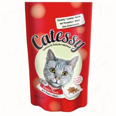 Set prova!  3 x 65 g Catessy Snack Croccanti
