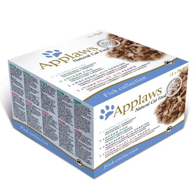 Set prova! Applaws Multipack 12 x 70 g