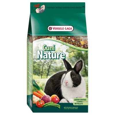 Set prova misto! Cuni Nature per conigli nani