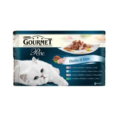 Set prova misto! Gourmet Perle 4 x 85 g