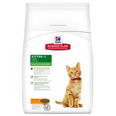 Set prova misto! Hill's Science Plan Kitten 2 x 400 g