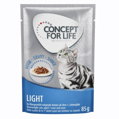 Set prova misto! 3 kg Concept for Life + 24 x 85 g