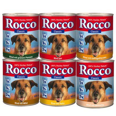 Set prova misto! Rocco 6 x 800 g