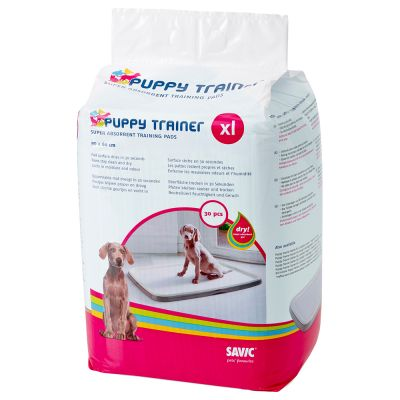 Set prova misto! Tappetini igienici Puppy Trainer + 1,5 kg Concept for Life Junior