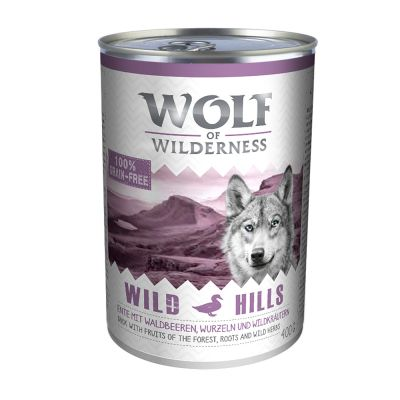 Set prova Rocco, Lukullus, Wolf of Wilderness & zooplus