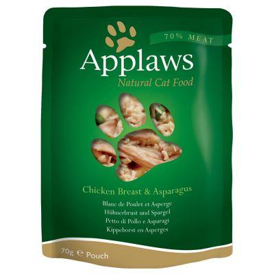 Set Risparmio! Applaws Buste Naturale 24 x 70 g