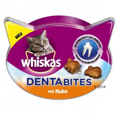Set risparmio! Snack Whiskas 5 x 40 / 55 / 60 g