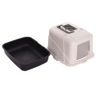 Set risparmio Toilette Cabrio + 10 l Lettiera Biokat's DuoActive Fresh