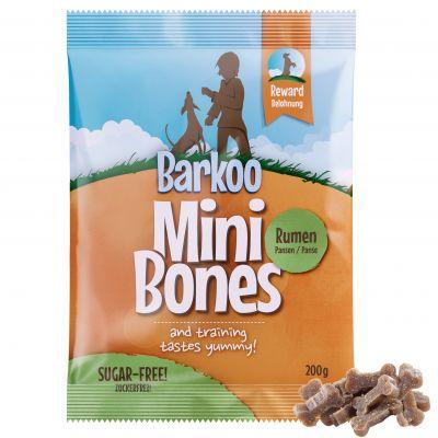 Set snack ricompensa Barkoo, DogMio Barkis, Rocco Chings