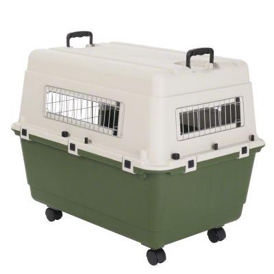 Set Trasportino Feria + Coperta per cani Vetbed® Isobed SL Paw
