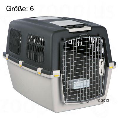 Set Trasportino Gulliver Trixie + Coperta per cani Vetbed® Isobed SL Paw