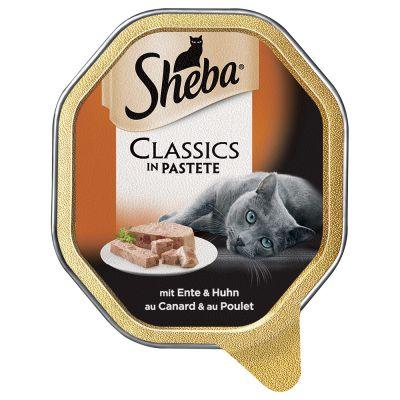 Sheba Vaschette 22 x 85 g
