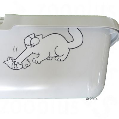 Simon's Cat Kattenbak