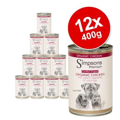 Simpsons Premium 12 x 400 g