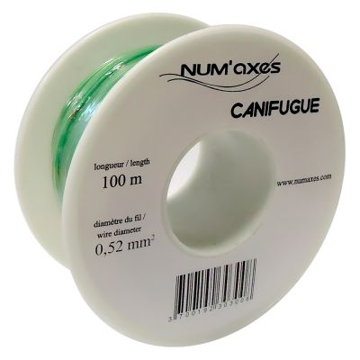 Sistema antifuga Num'axes Canifugue para perros