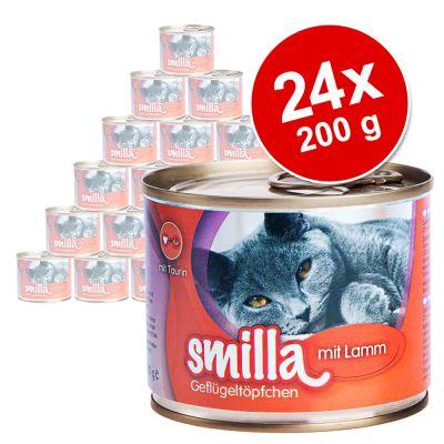 Smilla Delizie al Pollo 24 x 200 g