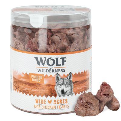 Snack premium liofilizzati Wolf of Wilderness