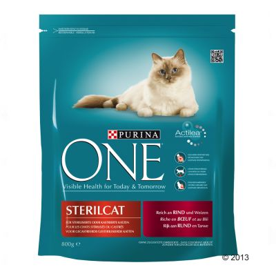 Sparpaket Purina ONE 6 x 800 g